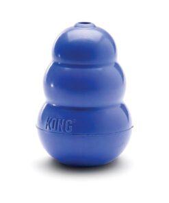 KONG Blue 藍色訓練用抗憂鬱玩具