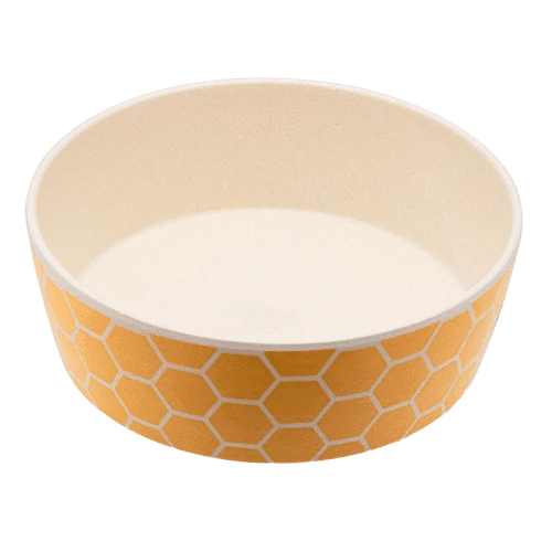 beco classic bamboo bowl 經典竹碗 蜂巢 l 1