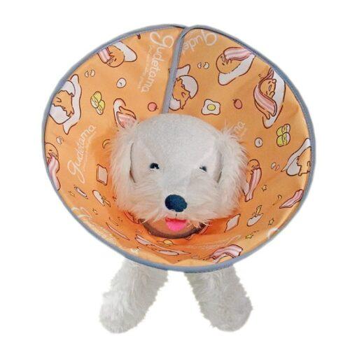 fancy pets 防護頭套 蛋黃哥 1