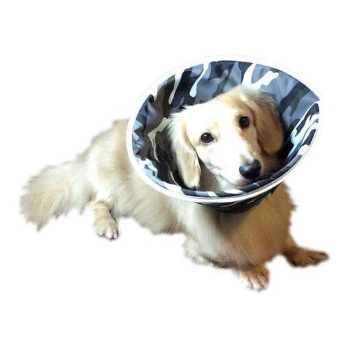 fancy pets 防護頭套 酷炫迷彩 1