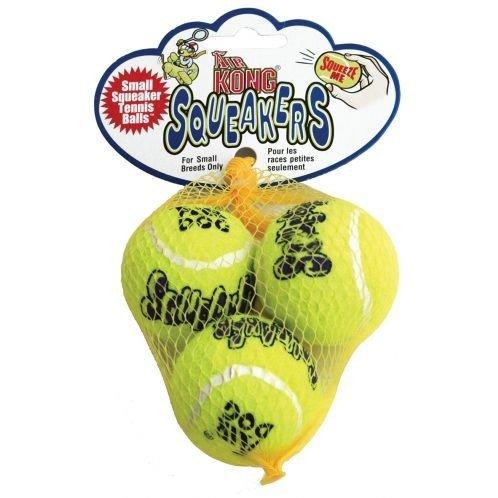 kong air dog 啾啾網球 xs三顆裝 1