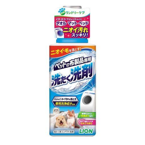 lion獅王洗滌清潔系列 寵物奈米樂洗潔劑 1
