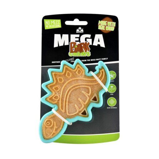 mega mutt 混木劍龍耐咬玩具 1