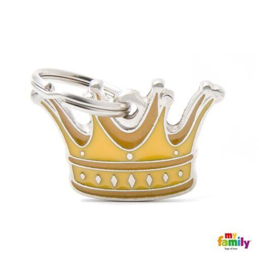 my family 名牌 x 客製化 crown 皇冠 1