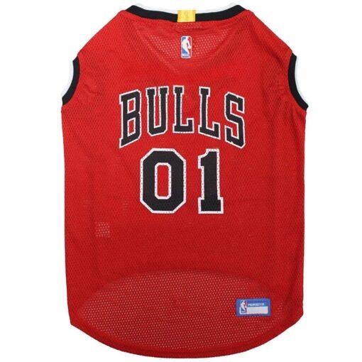 nba chicago bulls 公牛隊正版授權球衣 1