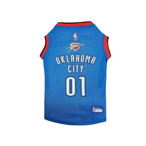 nba oklahoma city thunder 雷霆隊正版授權球衣 1