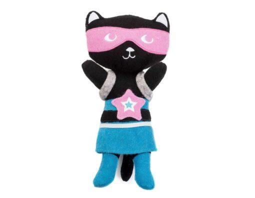 rowdy rescuers 羅迪救難隊羊毛玩具 時尚喵 1
