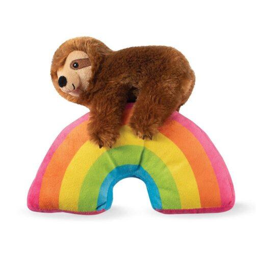 sloth on rainbow 彩虹上的樹懶 1