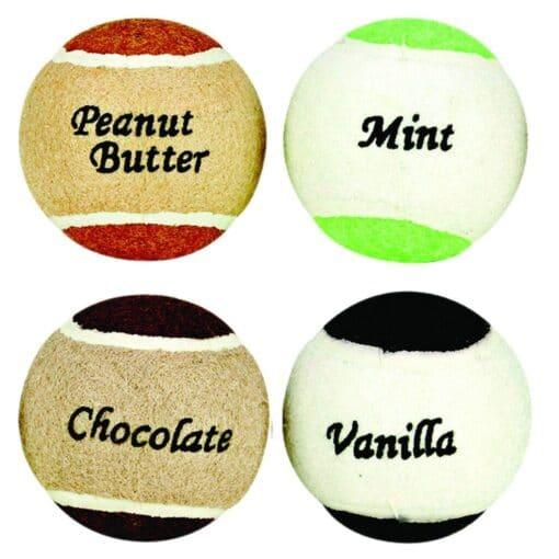 spot yummy balls 美味網球 4入 1